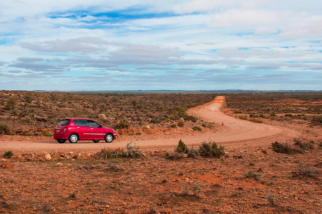 broken hill, australian outback, desert