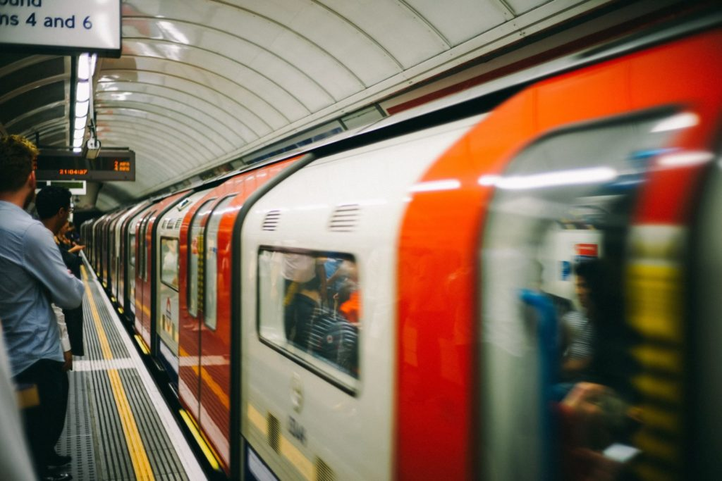 london, underground, tube, public transport