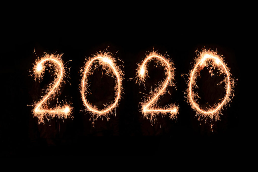 2020 firework sparkler