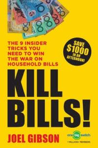 kill bills book